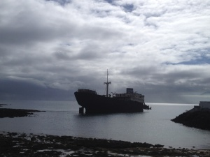 Schiffswrack Telamon